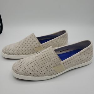 KEDS Chillax Perf Cream Slip On Sneaker